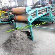 Waste Tire Recycling Rubber Powder Processing Line/Rubber Floor Making Line