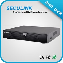 SECULINK security 4 channel mini dvr 1 channel audio usb 2.0 easy capture 4 channel P2P Networking cctv dvr