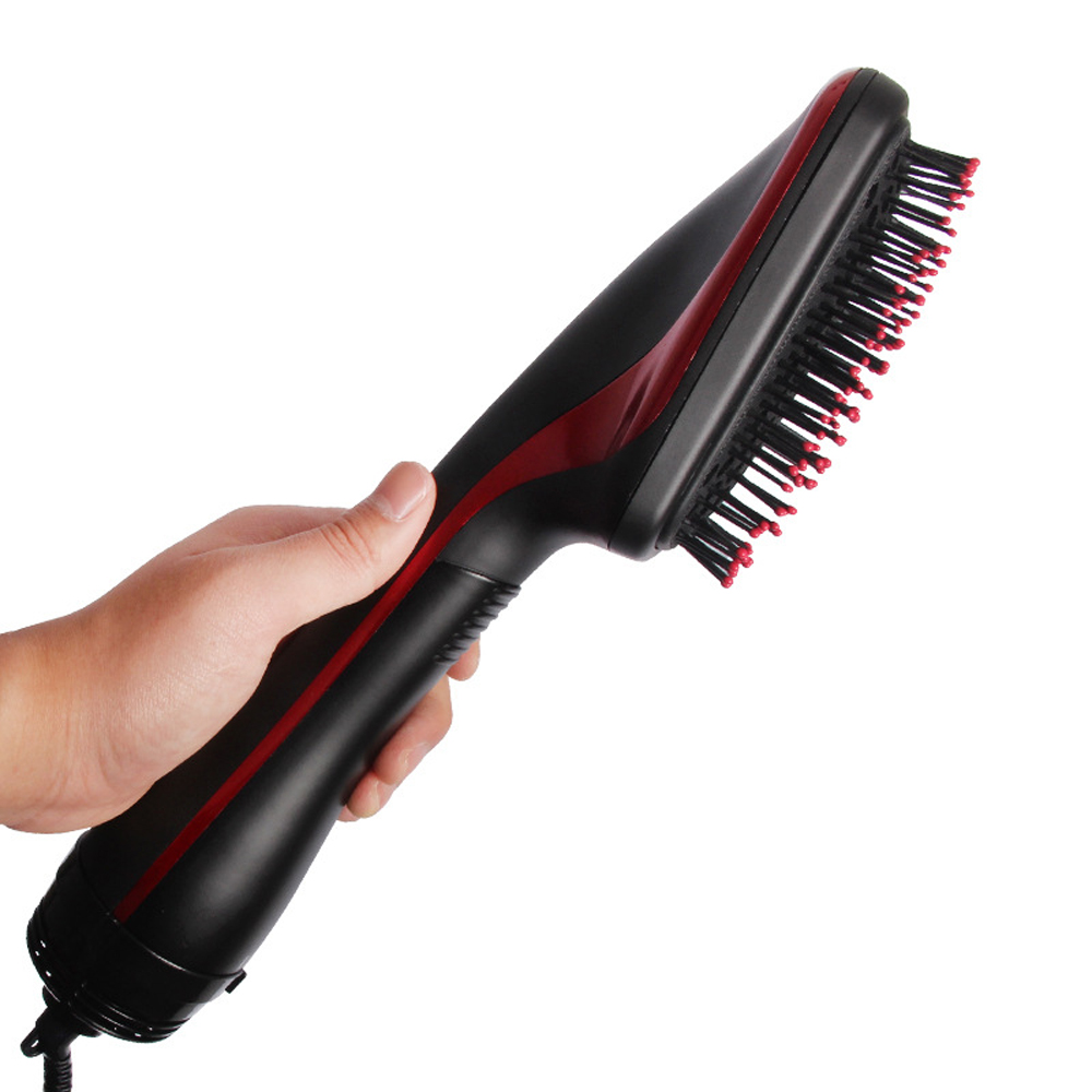 One Step Electric hair dryer Multifunctional warm-air comb for hair salon equipment 2019