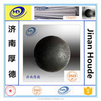 rolled and forged grinding steel ball 20mm to 160mm for mining and cement mill