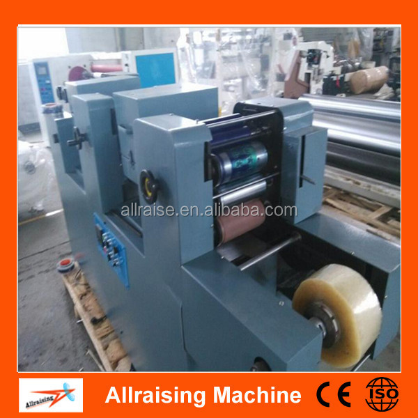 Full Automatic Double Color bopp Adhesive Tape Printing Machine
