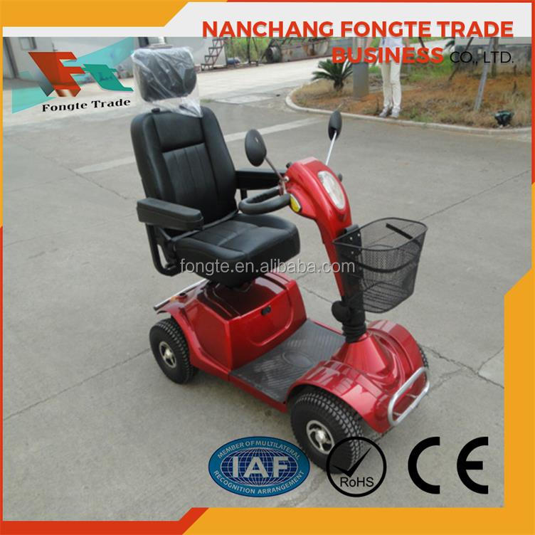 new out motor 400w Moibility scooter electric tricycle for adults