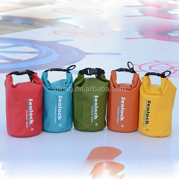 small waterproof pvc dry bag for promotion