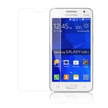 Manufactory Tempered glass custom anti-scratch screen protector for Samsung Galaxy Core 2