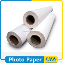 best quality best price eco solvent high glossy photo paper