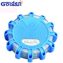 Breakdown construction roadside warning portable safety traffic light led emergency road flares