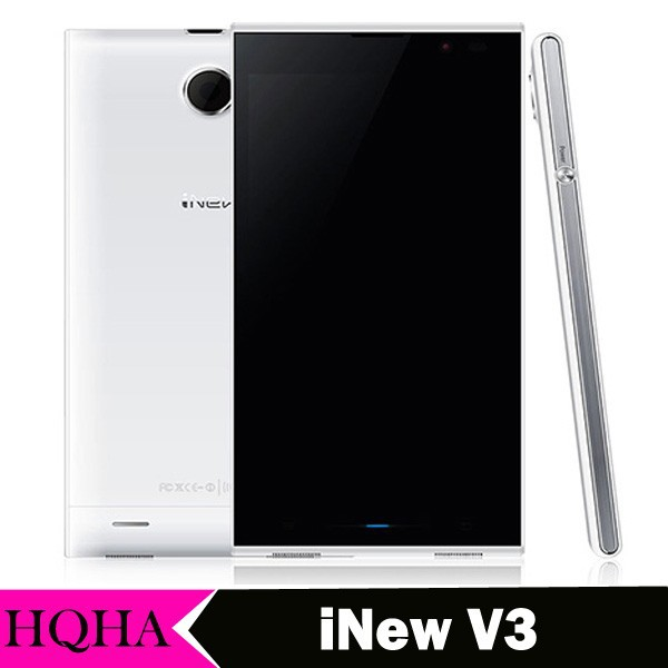 Original Inew V3 MTK6582 Quad Core Smartphone 5.0 inch HD Screen 13.0MP camera Android 4.2 WCDMA mobile phone