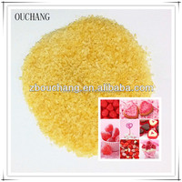 Food grade animal gelatin for confection use