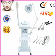 Au-909D most popular ozone therapy cosmetic equipment for face steaming