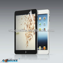 2013 new arrival! screen protector 7 inch tablet pc