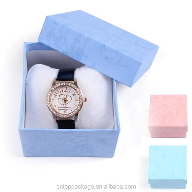 Custom Wrist Watch Packaging Gift Boxes for Men/Women/Ladies/Boys/Girls/Students