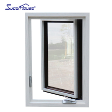 NFRC CSA American style hand crank side hung casement window