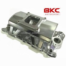 BK-4231 Small Block Chevy Single Plane fabricate Intake Manifold