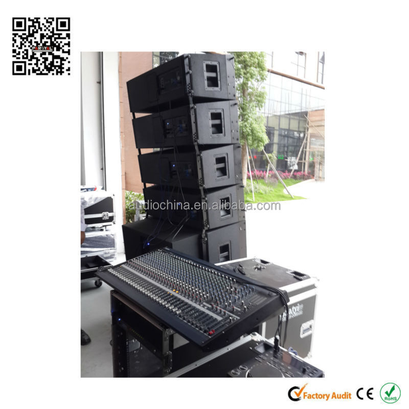 Vertec Series Dual12 inch VT4888 line array