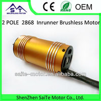brushless high rpm dc motors,brushless rc motor for motor racing ST2868/2P