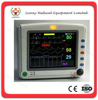 SY-C009 Patient Monitor price 8 inch device Neonatal baby monitor