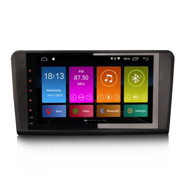 Erisin ES2894L 9&quot; <strong>Android</strong> 8.1 car DVD player Support Google Maps online Navigating