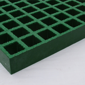 Rectangular FRP Grating For Tree Protecting