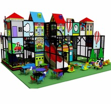 Cheap Large Widely Use New Indoor Playground Equipment