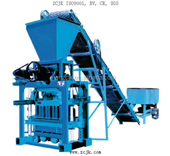 compressed earth block machine