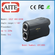 800 meter Aite Brand Laser Golf Range Finder with angle and pinseeker