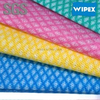 Hangzhou WIPEX chemical bond nonwoven cleaning cloth,lightweight cloths,basic household products
