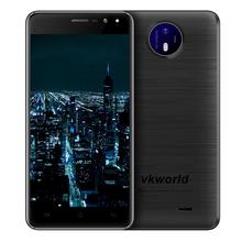 Factory Price and Best Quality Android 6.0 VKWORLD F2 MTK6580A 3G 5 inch HD Screen Cheap Smart Mobile Phone 2800mAh with OTA