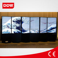 42 inch high quality Android OS,IP/WIFI remote network control wall mounted kiosk