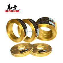 H65/H85/H90 brass copper alloy wires for zipper