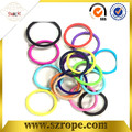 hot selling in Russia of elastic rope flower hair band
