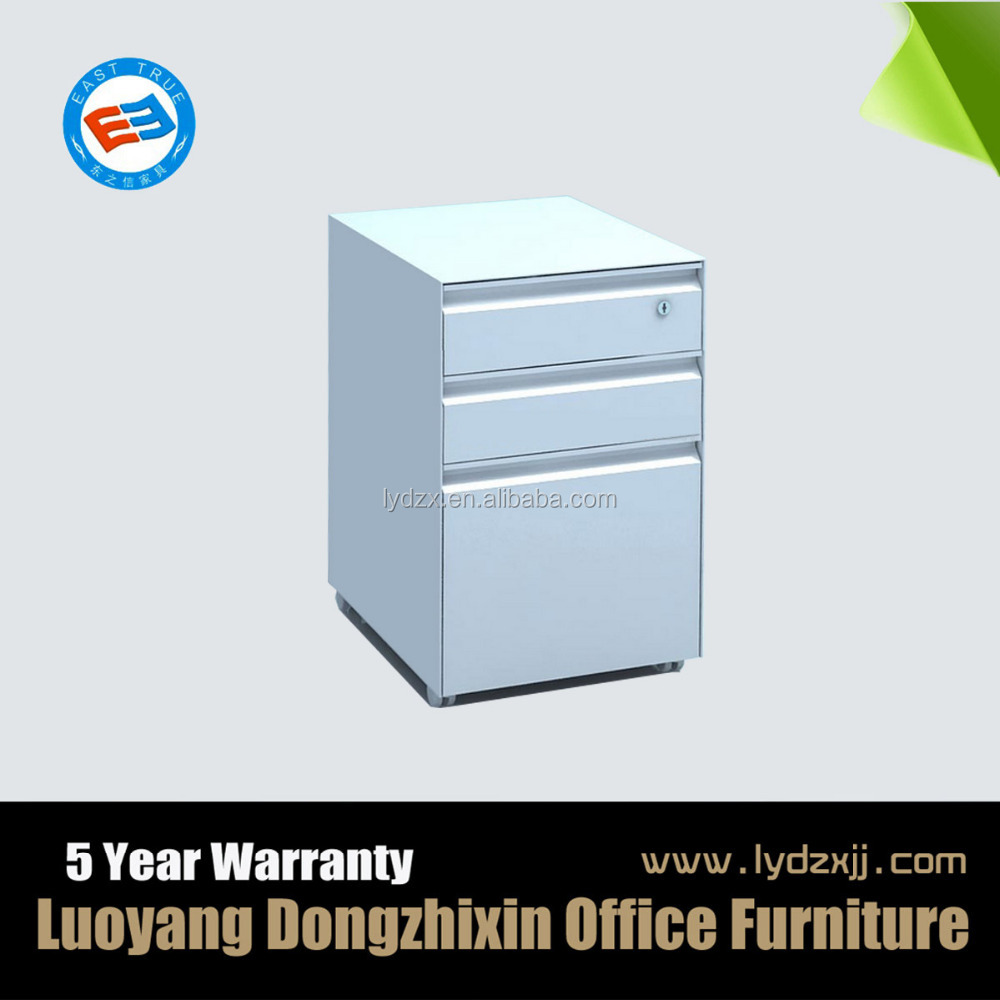 modern KD metal cheap 3 drawer file cabinet for sale