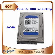 7200rpm PULL hard disk tools repair wholesale hard disk drive 3.5inch desktop hard disk