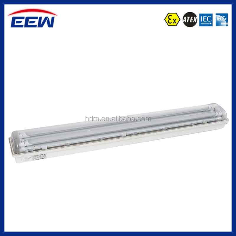 BYD705 Marine Explosion Proof Light, 2X28W, 2X36, 2X40W Lighting Fittings for Hazardous Locations
