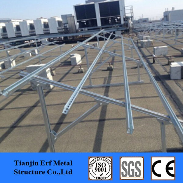 photovoltaic solar panel mounting brackets steel,c channel steel brackets