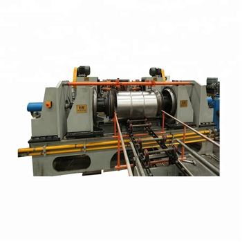 Automatic Beading Machine For 200 liter Steel Barrel/Drum Making