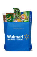 Non woven shopping bag for supermarket grocery