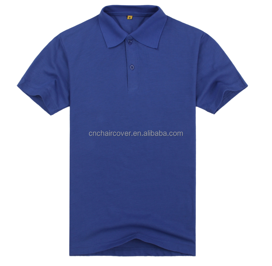 Cheap custom printing polyester cotton polo t shirt buy for Where to buy polo shirts cheap