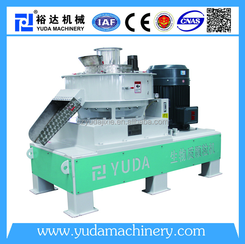 solid bio fuel wood pellets making machine