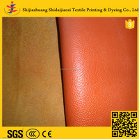 100% Genuine Sofa Suede Leather Split Leather With Suede Surface
