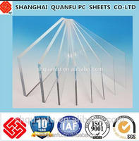 polycarbonate solid r polycarbonate pc sheet for anti-riot shield fog-proof 10-year warranty 2mm