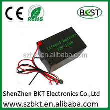 12v 15ah lifepo4 battery pack 12v 15ah scooter battery lifepo4 rechargeable battery