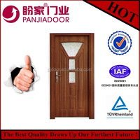Glass interior PVC door PJ-15-63-1 (Top quality,quickly lead time.Reasonable price)