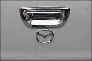 Mazda BT - 50 Chromed Fuel Gate Covers