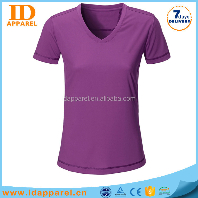 custom quilted stitch t-shirt , woman sex t-shirt china