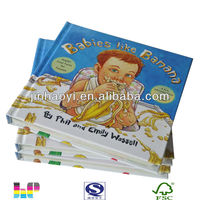 New design Cartoon book,Children book printing ,Children education book in China