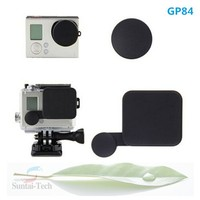 New Camera Lens Cap Cover +Housing Case Protector for Gopro HD Hero 3 GP84