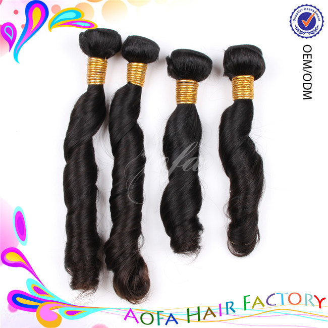 100% unprocessed 5A Cambodian hair from guangzhou hair supplier