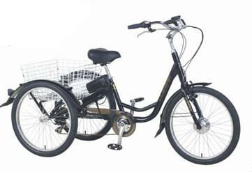 New electric tricycle for disable people KB-TR-02E