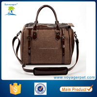Lovoyager Hot selling factory wholesales sling cardboard pet carrier