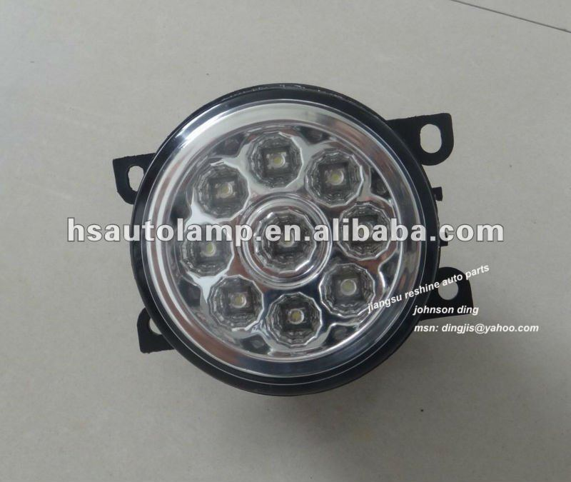 Universal LED fog light, led fog lamp for universal car